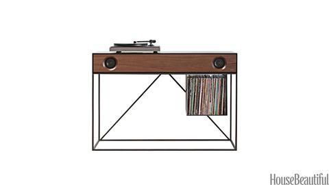 symbol audio stereo console