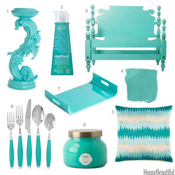 turquoise home accessories turquoise home decor - Turquoise Home Decor Accessories