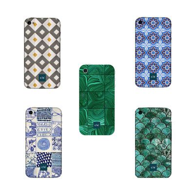 Top 5 Blog Posts of the Week:Tile-Inspired iPhone Cases, Eclectic Interiors, and More