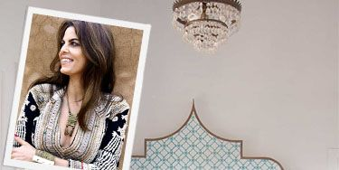 Inside Maryam Montague's Moroccan Bathroom, Plus Her Beauty Essentials
