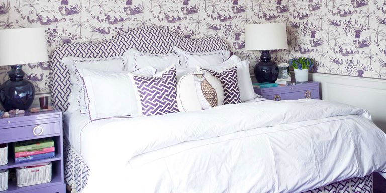 Purple Bedroom Ideas. purple bedroom decor 10 Purple Bedroom Ideas  Lavender and Lilac Decor