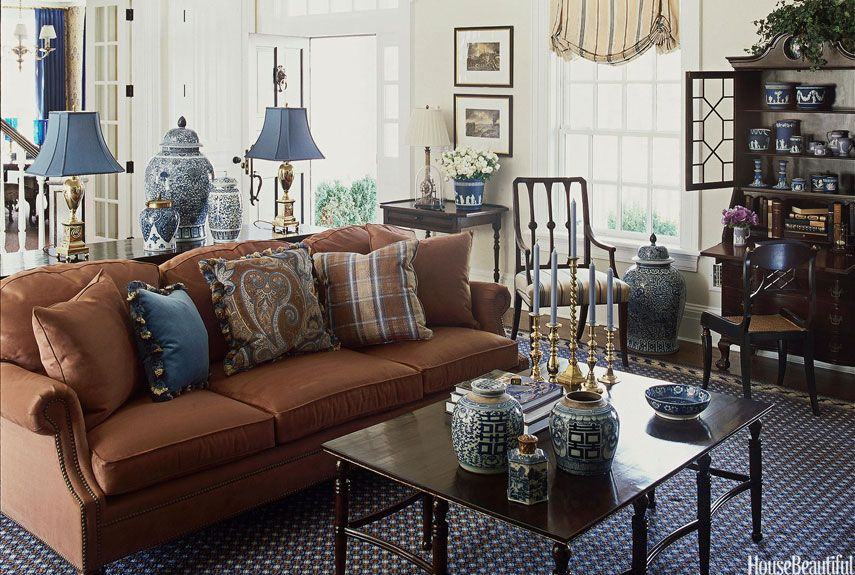 traditional style rooms traditional decorating ideas - Ralph Lauren Decorating Style