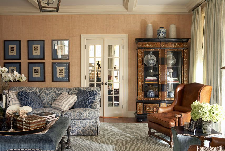 traditional home living rooms.  Traditional Style Rooms Decorating Ideas
