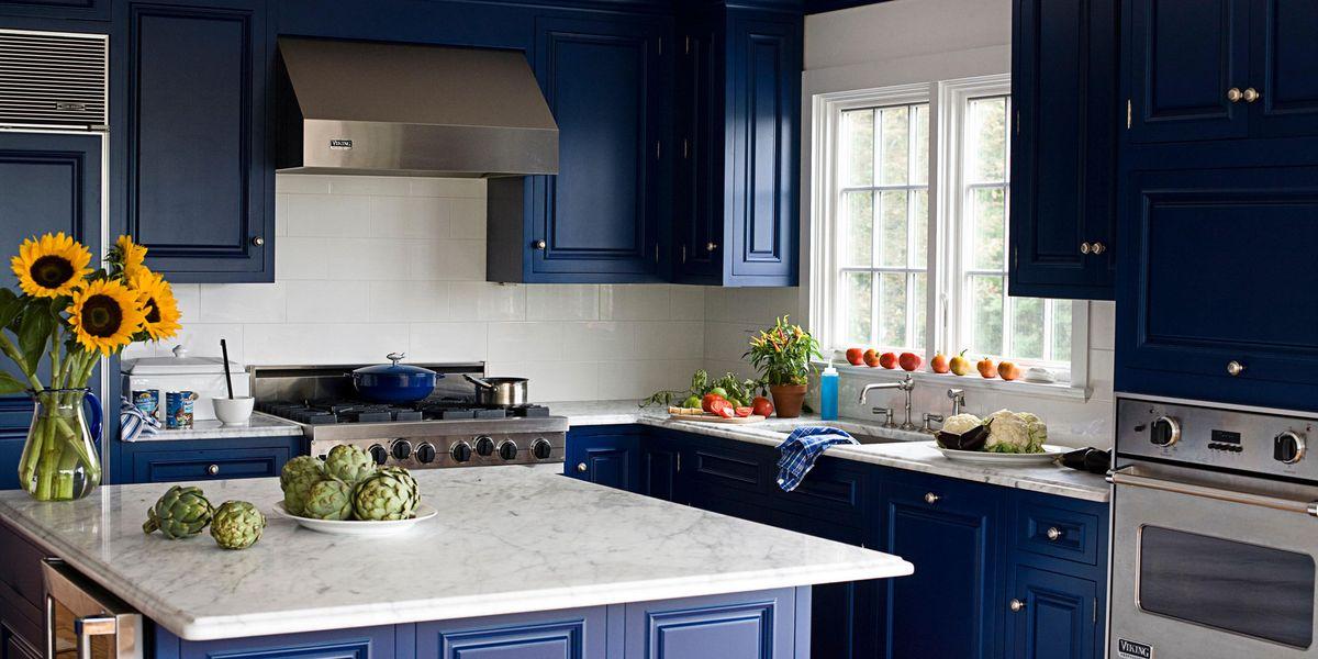25+ Best Kitchen Paint Colors - Ideas for Popular Kitchen Colors | Best image of 20 best kitchen cabinet brands 2018