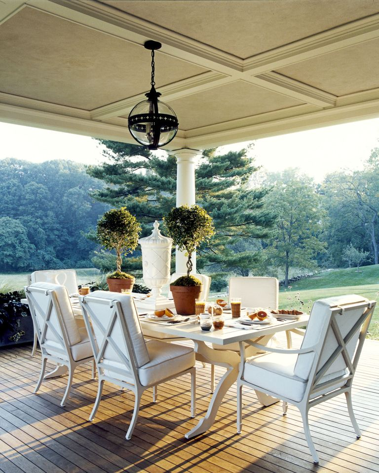 30 Beautiful And Cozy Fall Dining Room Décor Ideas: 15+ Best Outdoor Fall Decorations