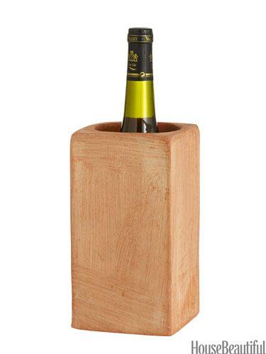 Clay Wine Block