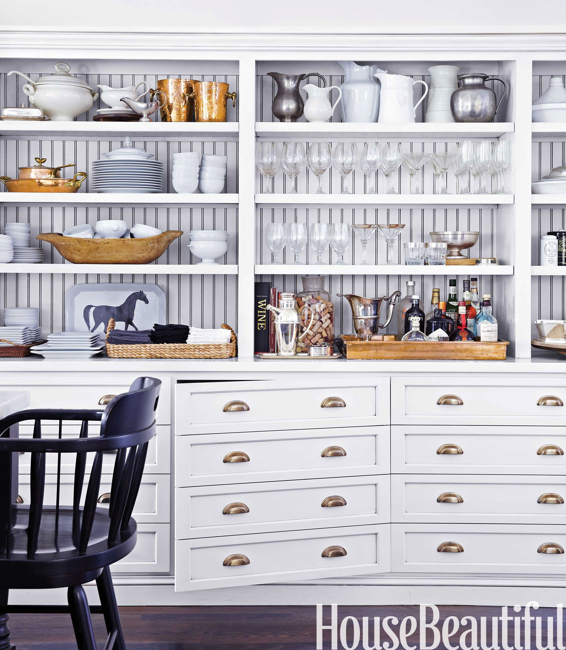 Kitchen Cabinets Shelves Ideas Amusing 24 Unique Kitchen Storage Ideas  Easy Storage Solutions For Kitchens Design Inspiration