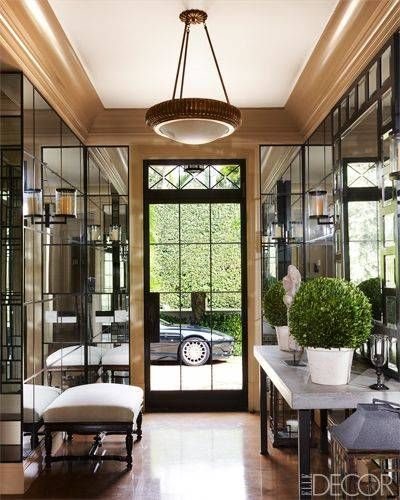Interior design, Room, Floor, Architecture, Property, Glass, Table, Ceiling fixture, Ceiling, Light fixture,