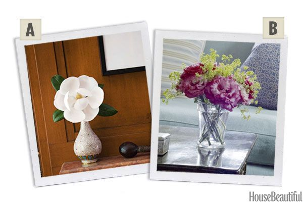 Would You Rather: A Single Gardenia or Cabbage Roses?