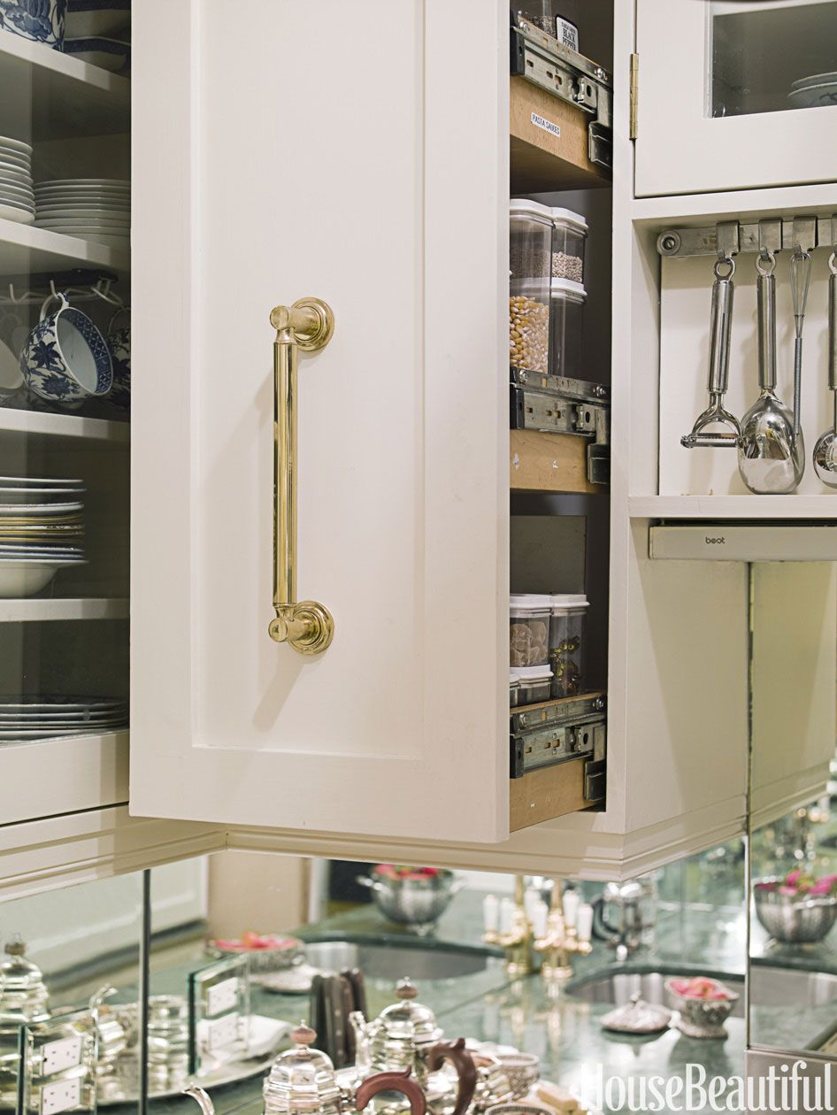 Maximize Small Kitchen Space Part - 50: House Beautiful