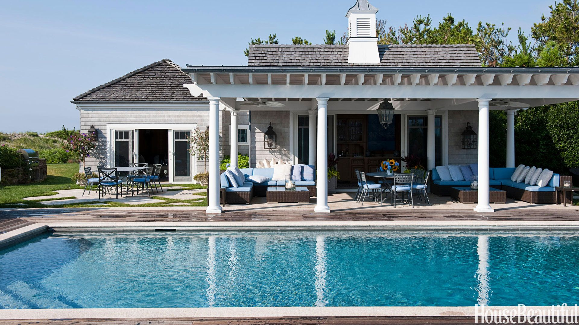 Pool House Designs 40 Pool Designs  Ideas For Beautiful Swimming Pools