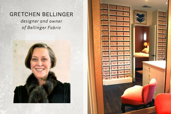 The Most Colorful Spot in My House: Gretchen Bellinger's Coral Closet