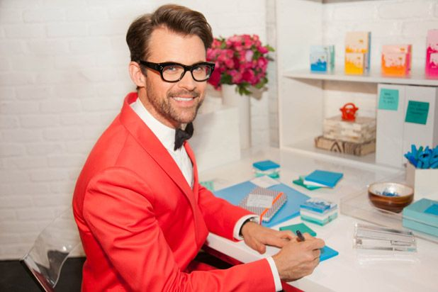 Celebrity Stylist Brad Goreski on His Color Obsession and How He Stays Organized at Home