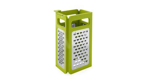 flat box grater
