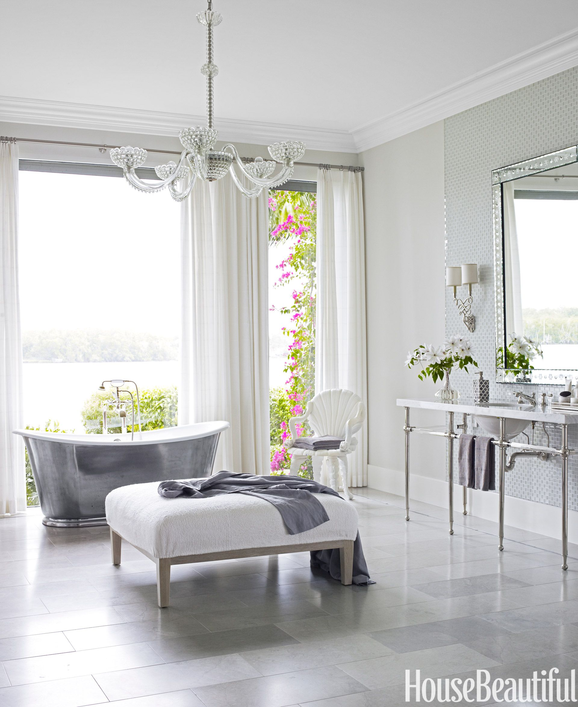 Ultra Glamorous Bathrooms - Elegant Bathrooms