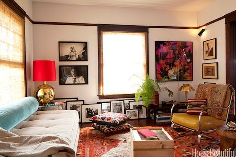 Bohemian Decorating Style - Hippie Homes