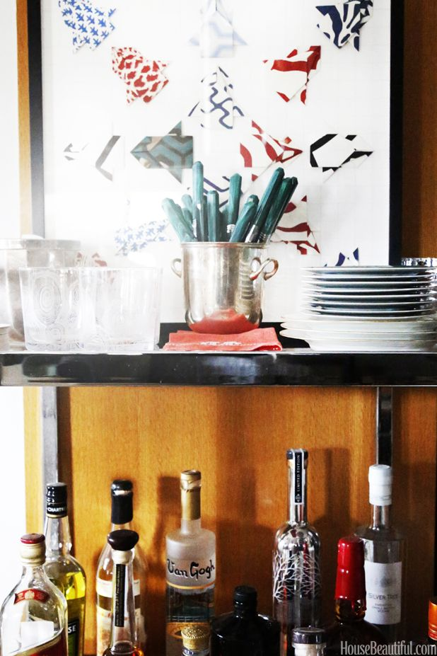 How To Mix Up Your Bar For Spring