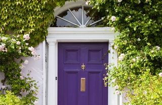 Go Bold! 10 Ways To Liven Up Your Front Door