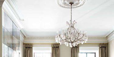 Luxe Living Rooms - Elegant Living Room Ideas