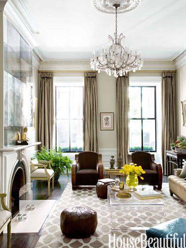 Paul Raeside. Relaxed Modernity. In the living room ... & Luxe Living Rooms - Elegant Living Room Ideas