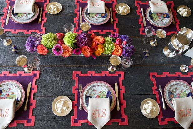 The Personalized Touch Your Dinner Table Needs