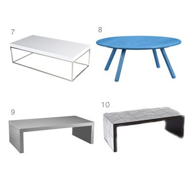 Coffee Tables on Sale Weekly Design Deals April 16 2014