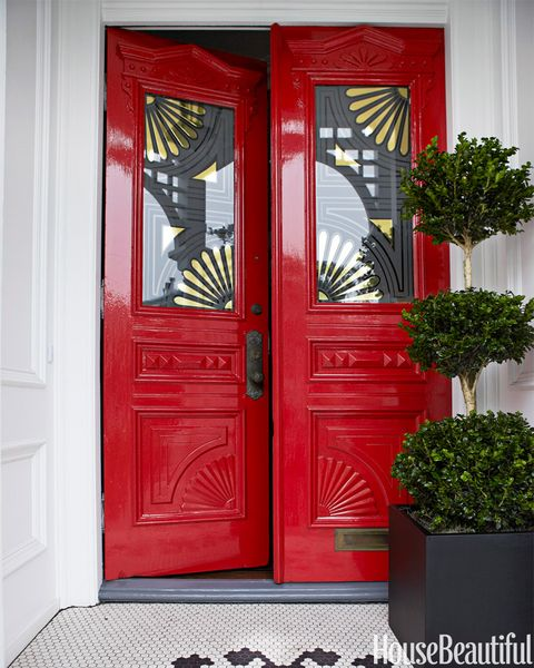 Red Front Door: How To Improve Curb Appeal