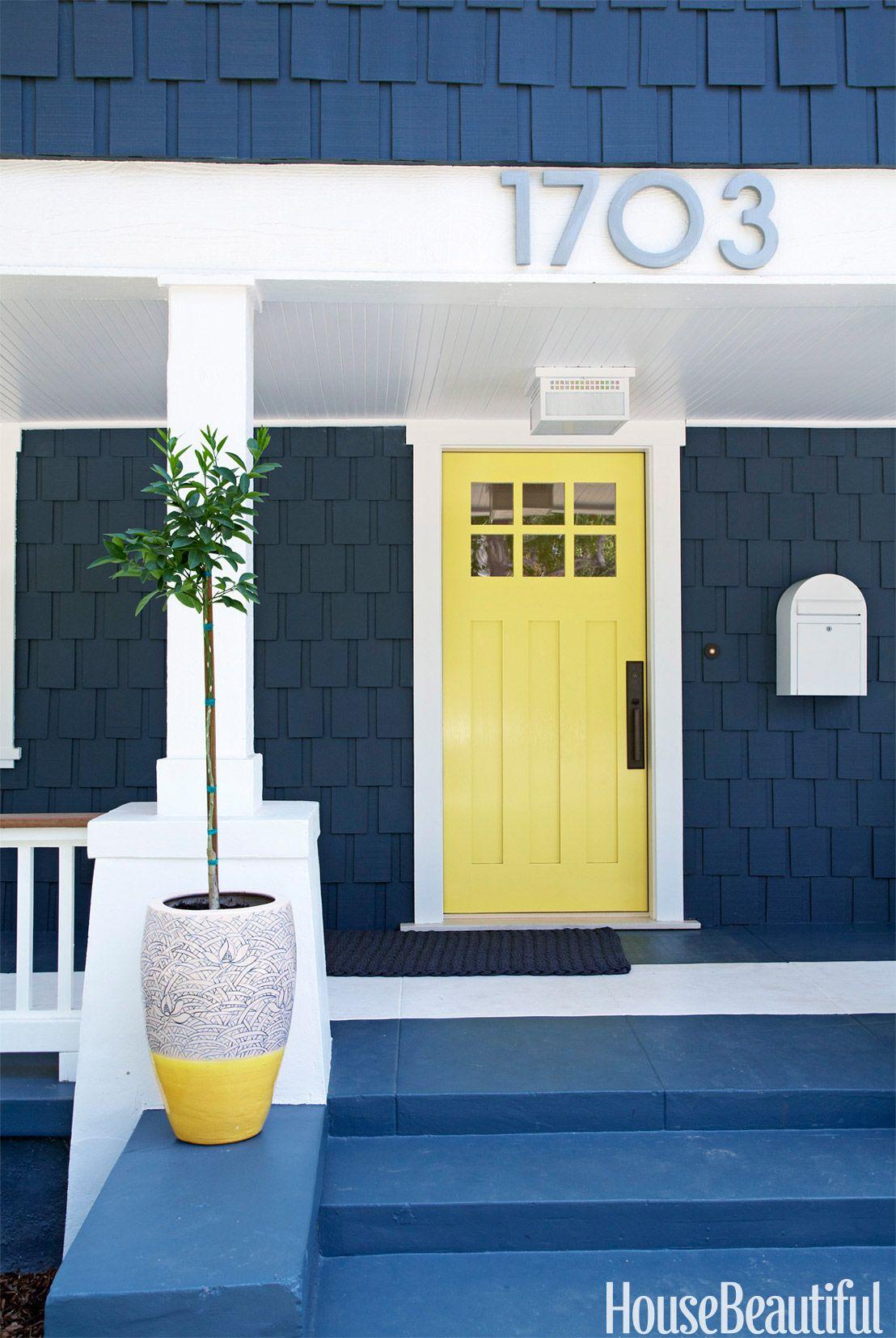 best paint colors ideas for choosing home paint coloryellow front door