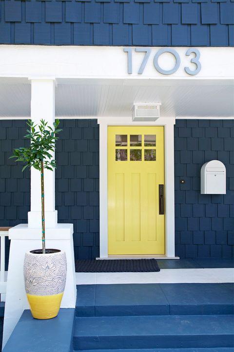16 Best Front Door Paint Colors Beautiful Paint Ideas