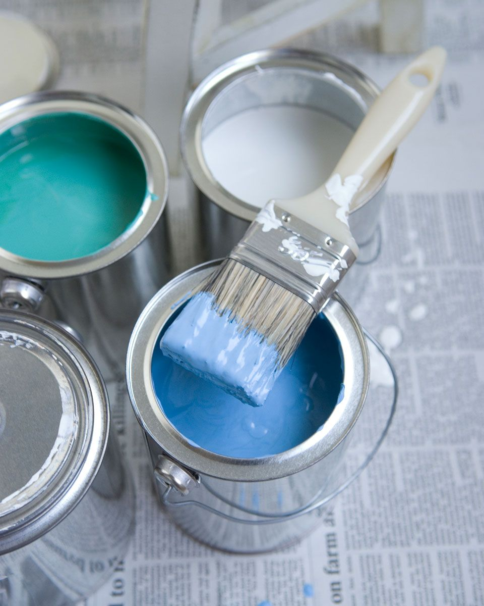 What to Do With Your Leftover Paint