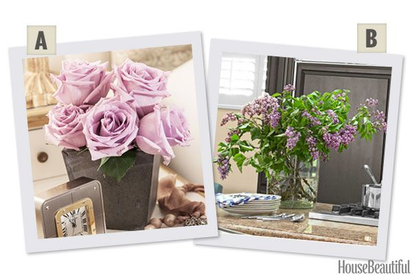 Would You Rather:Roses or Lilacs?