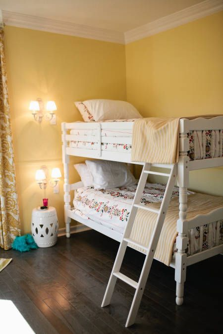 A Standard Pink Girls Room Gets Sophisticated With THIS Color