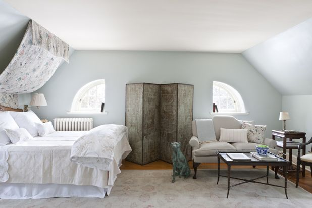 Slanted Bedroom Walls Decor Bedroom Before After