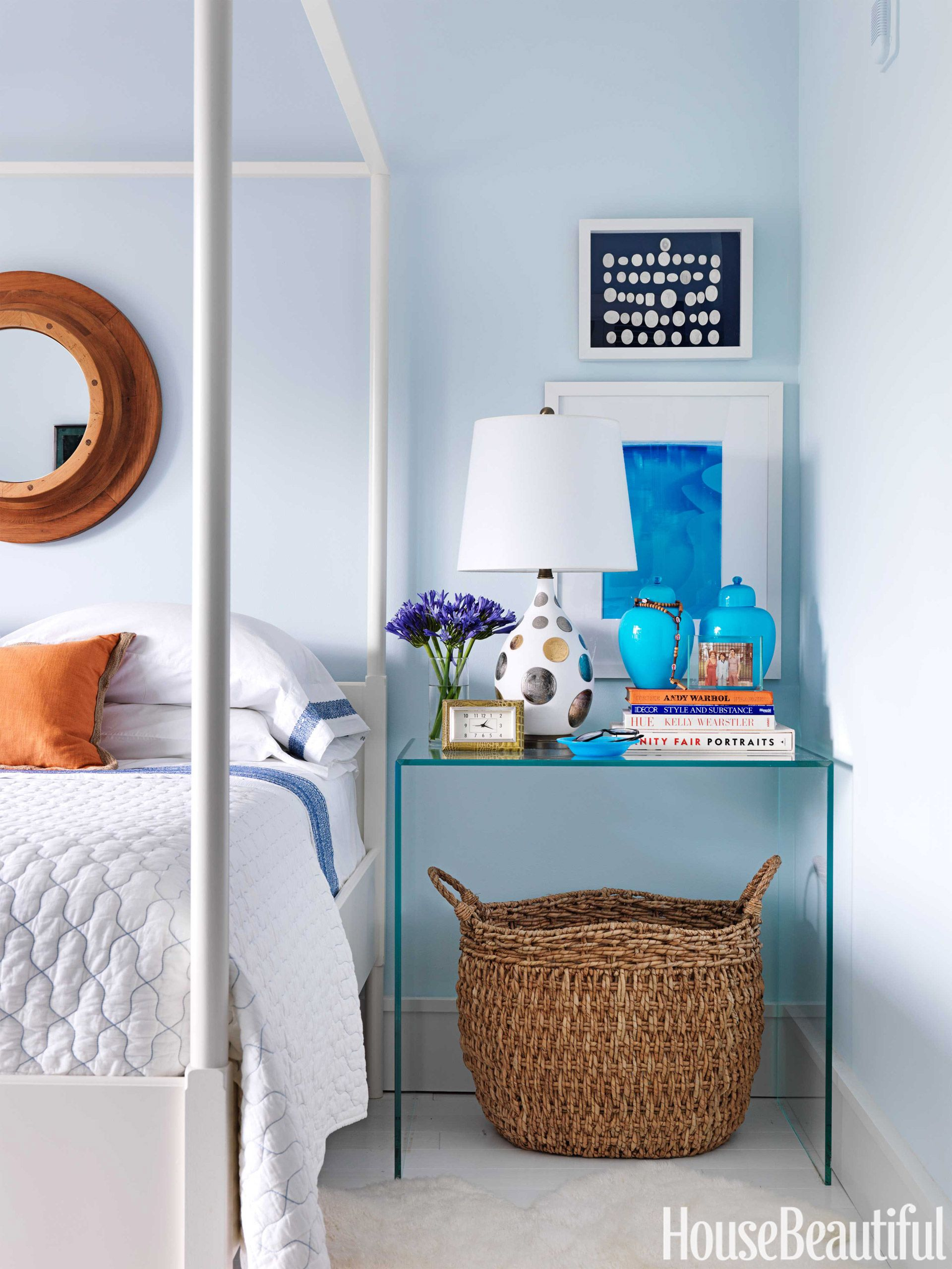 17 best blue paint colors great shades of blue paint to decorate with rh housebeautiful com