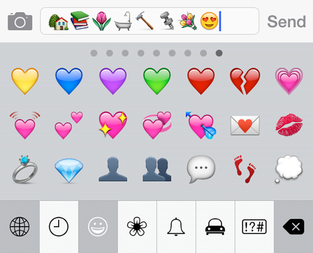 New Emojis , Emoji Keyboard Additions