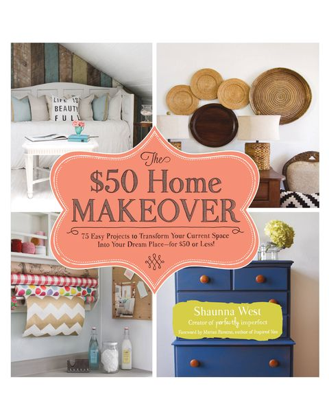 Summer Home Makeover Easy Cheap Ideas: Simple Summer Makeovers Under $50