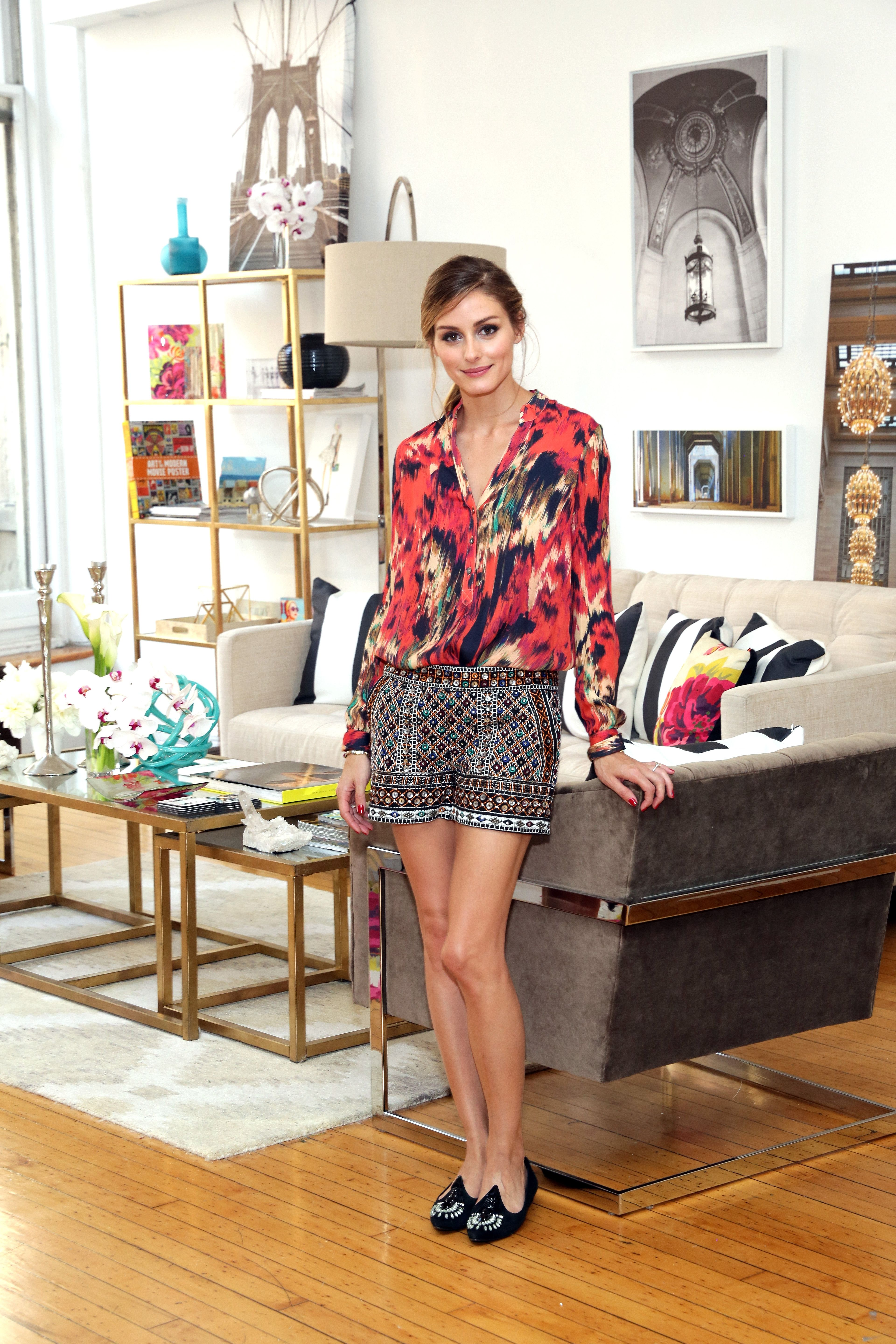 How Newlywed Olivia Palermo Brings Her Personal Style To The Home