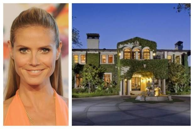 Heidi Klum Sells California Home For $24 Million