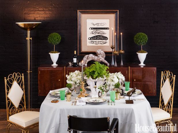 How to Set the Table If You're Vintage-Obsessed