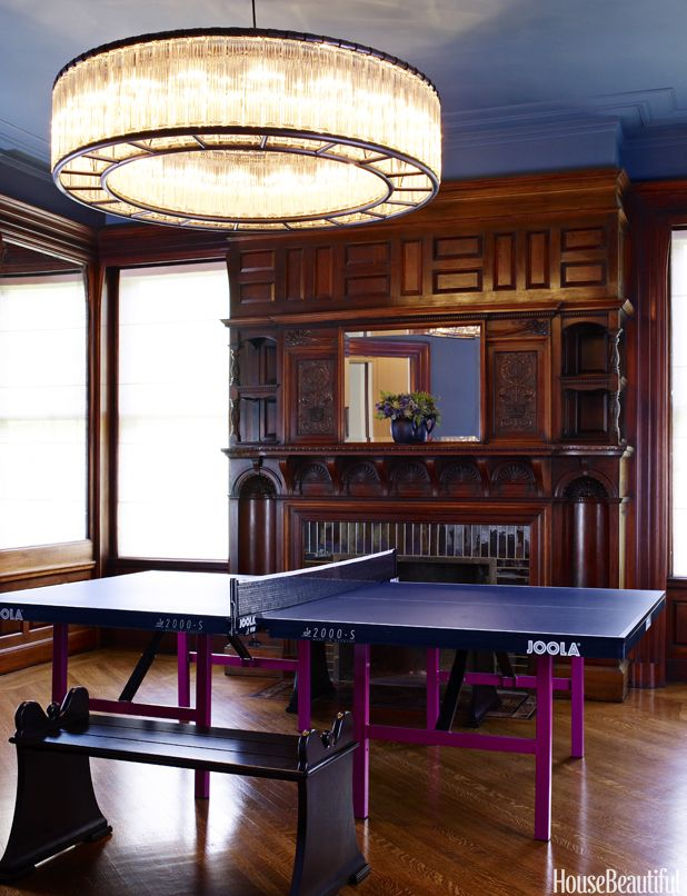 Ping Pong Room - Family Friendly Dining Rooms