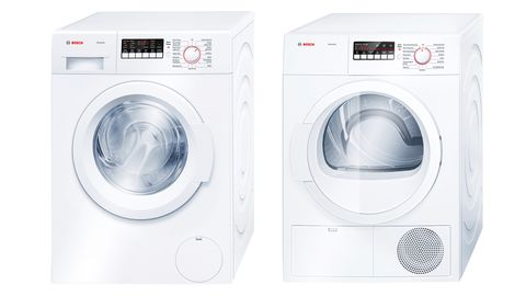 bosch ascenta washer and dryer