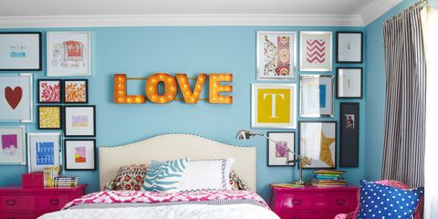 11 Best Kids Room Paint Colors - Children\'s Bedroom Paint Shade Ideas