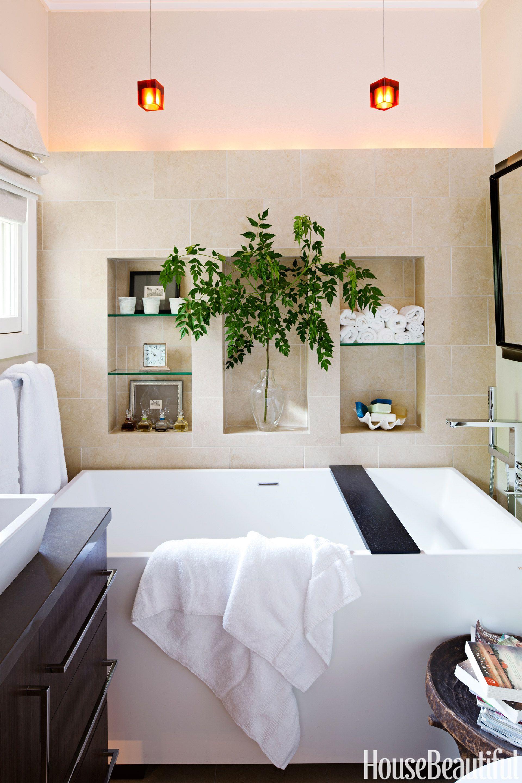 42 Square Foot Bathroom - Small Spa Bathroom