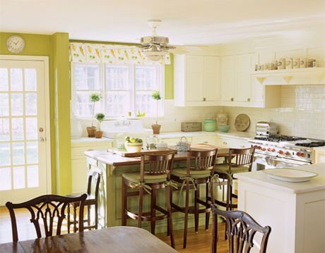 kitchen of the month in chappaqua designed by christopher peacock