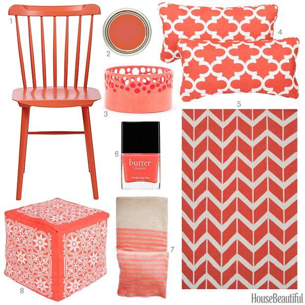 Best 25+ Coral home decor ideas on Pinterest | Coral color decor ...