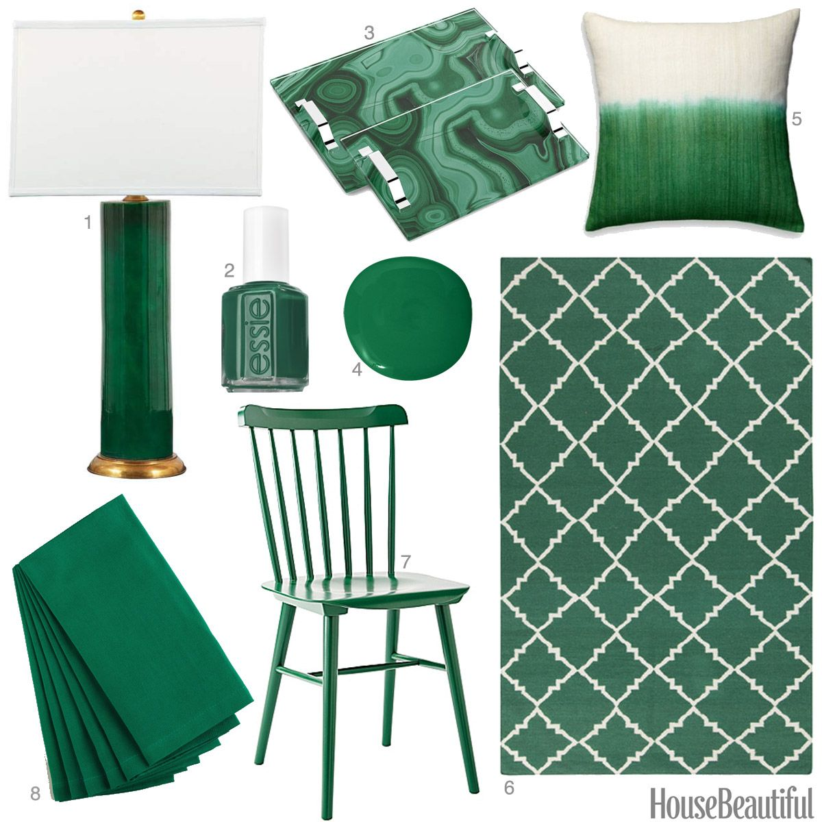 Color Obsession Of The Week Fir Green