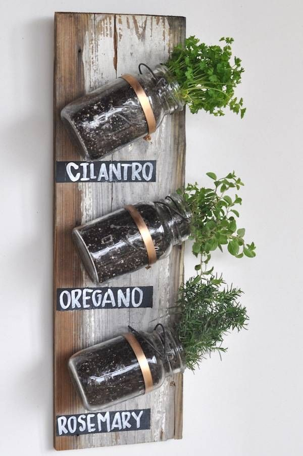 Indoor Herb Planter Ideas Part - 27: House Beautiful