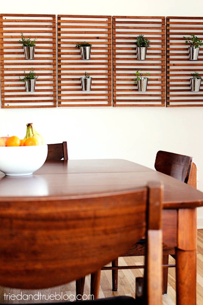 Indoor Hanging Herb Planters Part - 49: House Beautiful