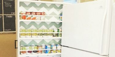 11 Genius Storage Tricks for a Tiny Kitchen