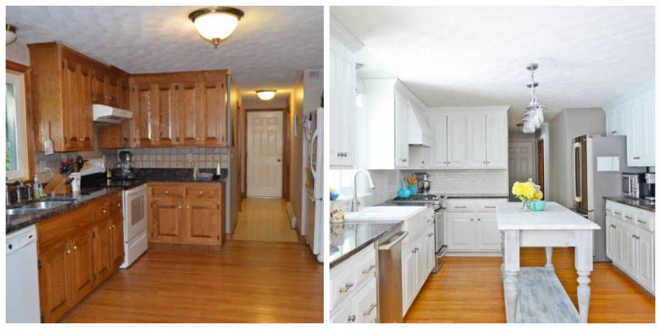 Before And After Room Transformations